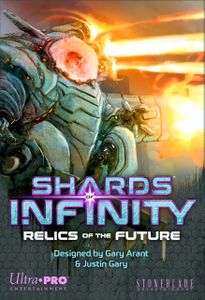 Cg Shards Of Infinity: Relics Of The Future | GameKnight Games