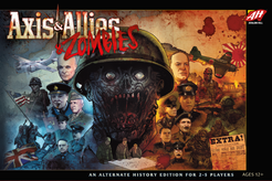 Bg Axis & Allies & Zombies | GameKnight Games