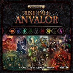 Bg Warhammer The Rise And Fall Of Anvalor | GameKnight Games