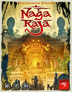 2pg Naga Raja | GameKnight Games