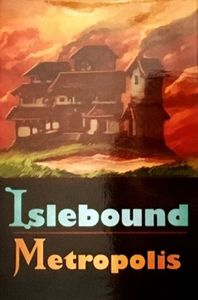 Bg Islebound Metropolis | GameKnight Games