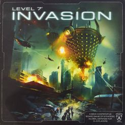 Bg Level 7 [invasion] | GameKnight Games