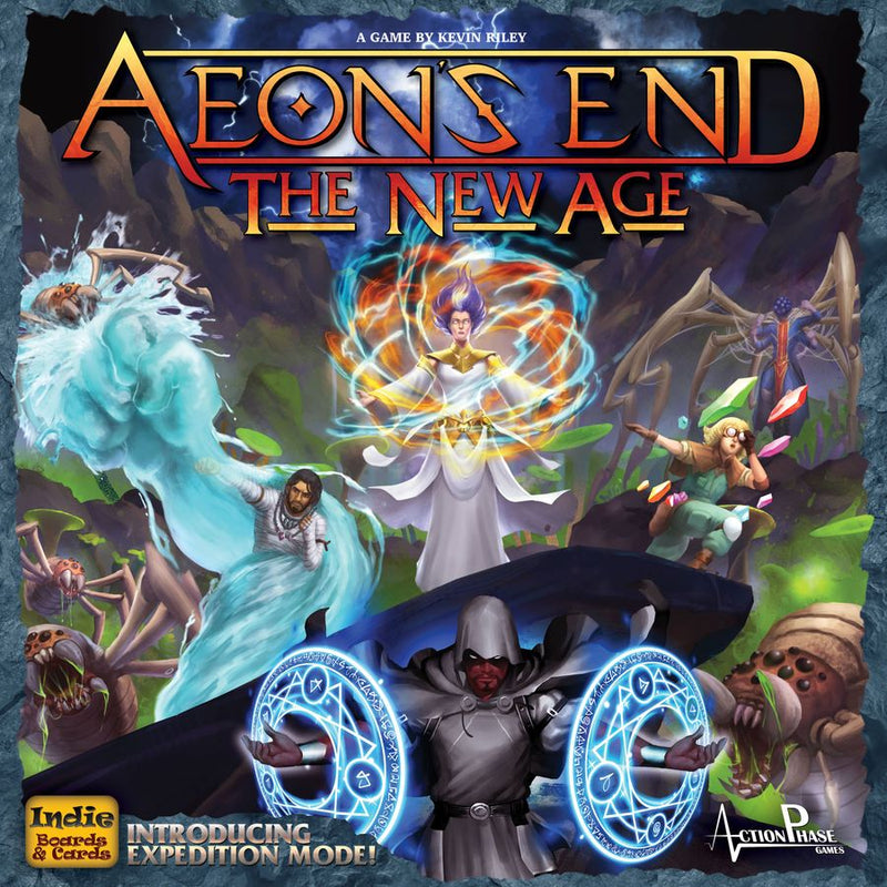 Bg Aeon's End: The New Age