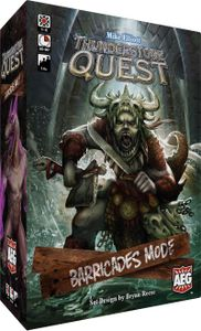 Bg Thunderstone Quest: Barricades | GameKnight Games