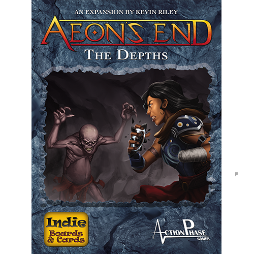 Bg Aeon's End: The Depths 2nd Ed | GameKnight Games