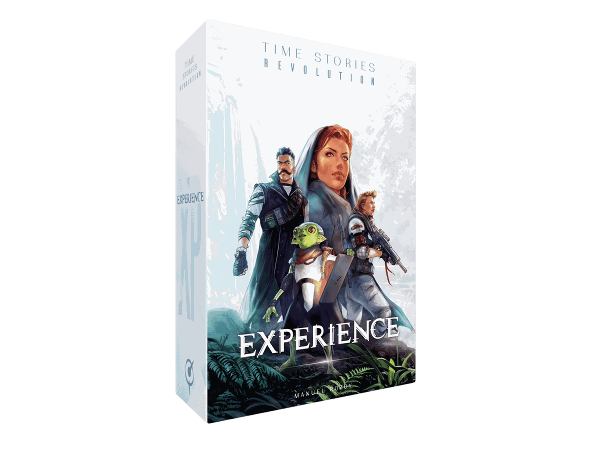 Cg Time Stories Revolution: Experience Expansion | GameKnight Games