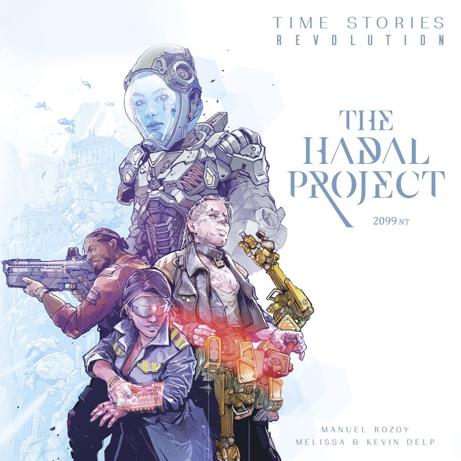 BG Time Stories Revolution: The Hadal Project | GameKnight Games