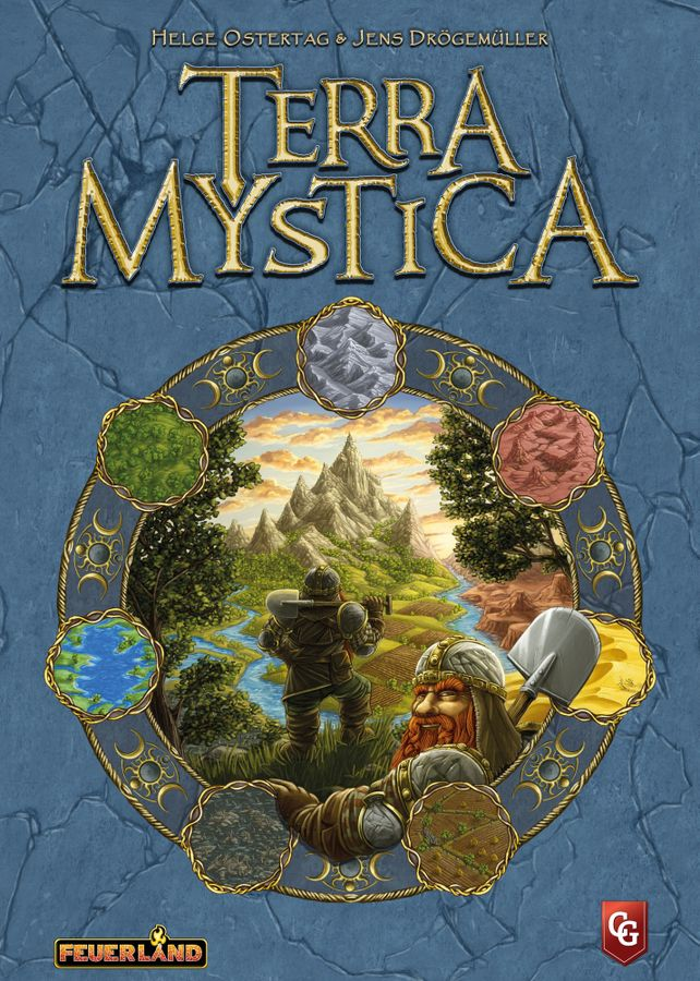 Bg Terra Mystica | GameKnight Games