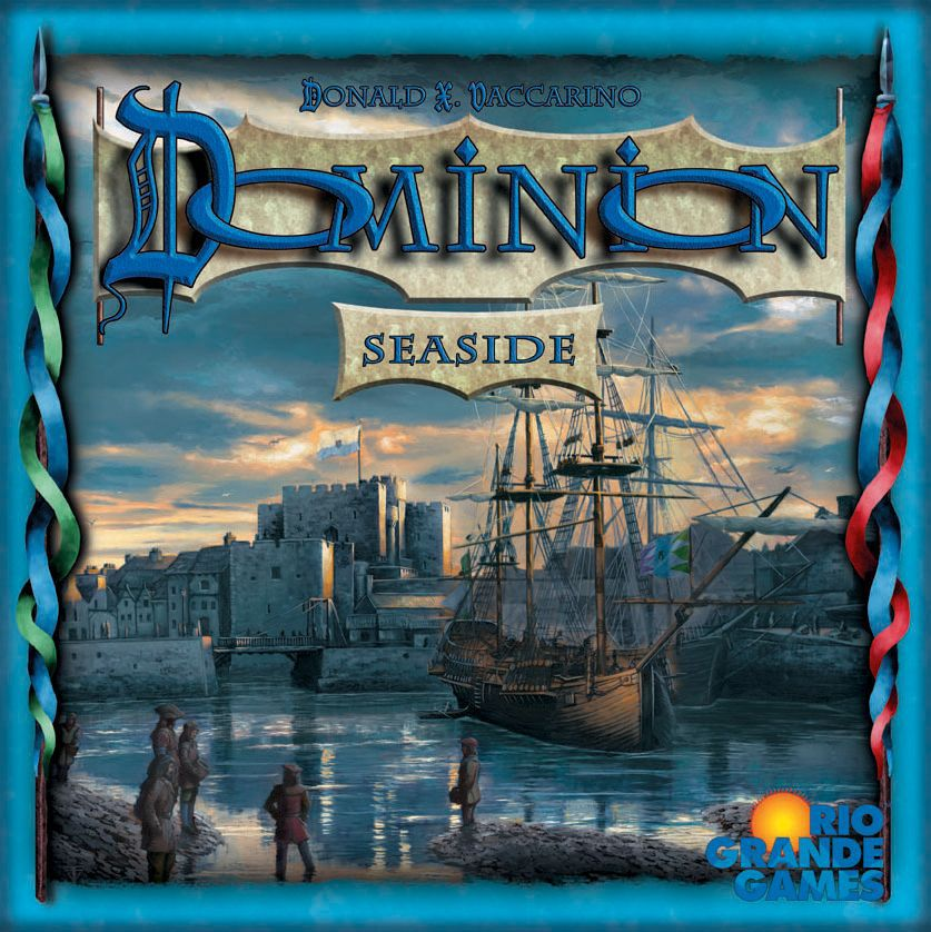 Bg Dominion Seaside | GameKnight Games