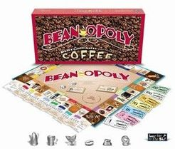 Mg Opoly Bean-opoly (coffee) | GameKnight Games