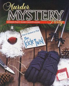 Pg Murder Mystery - The Icicle Twist | GameKnight Games