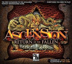 Bg Ascension Return Of The Fallen | GameKnight Games