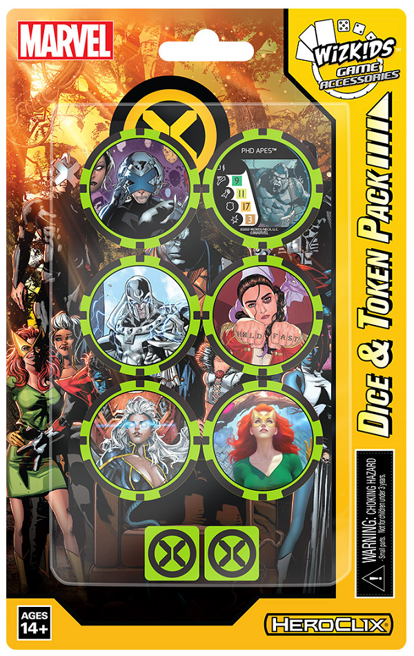 HC X-Men House of X Dice and Token Pack | GameKnight Games