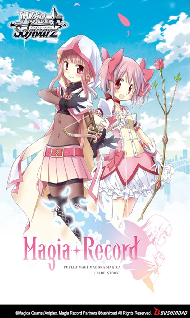 Weiss Schwarz Magia Record Puella Magi Madoka Magica Trial Deck+ | GameKnight Games