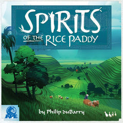 Bg Spirits Of The Rice Paddy | GameKnight Games