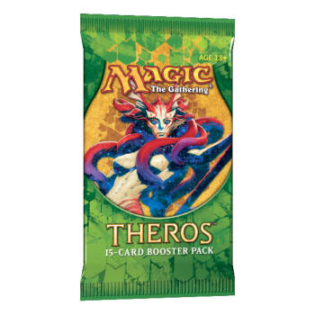 Mtg Theros Booster