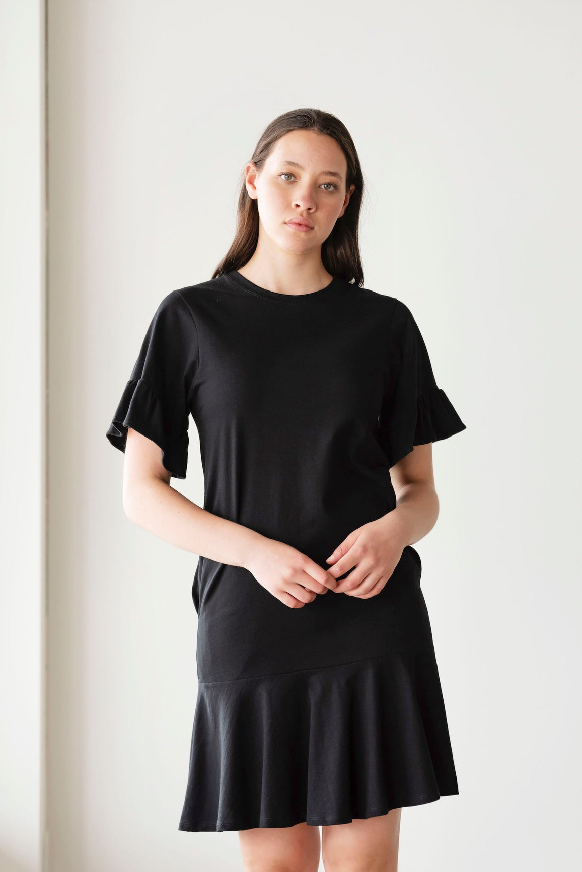 Voyage Dress | Black