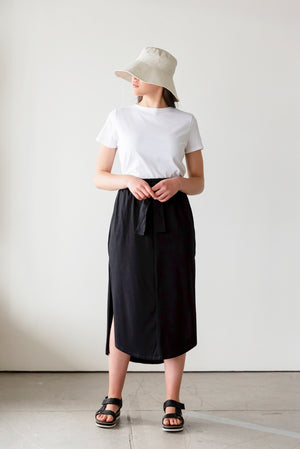 Wanderer Skirt | Black