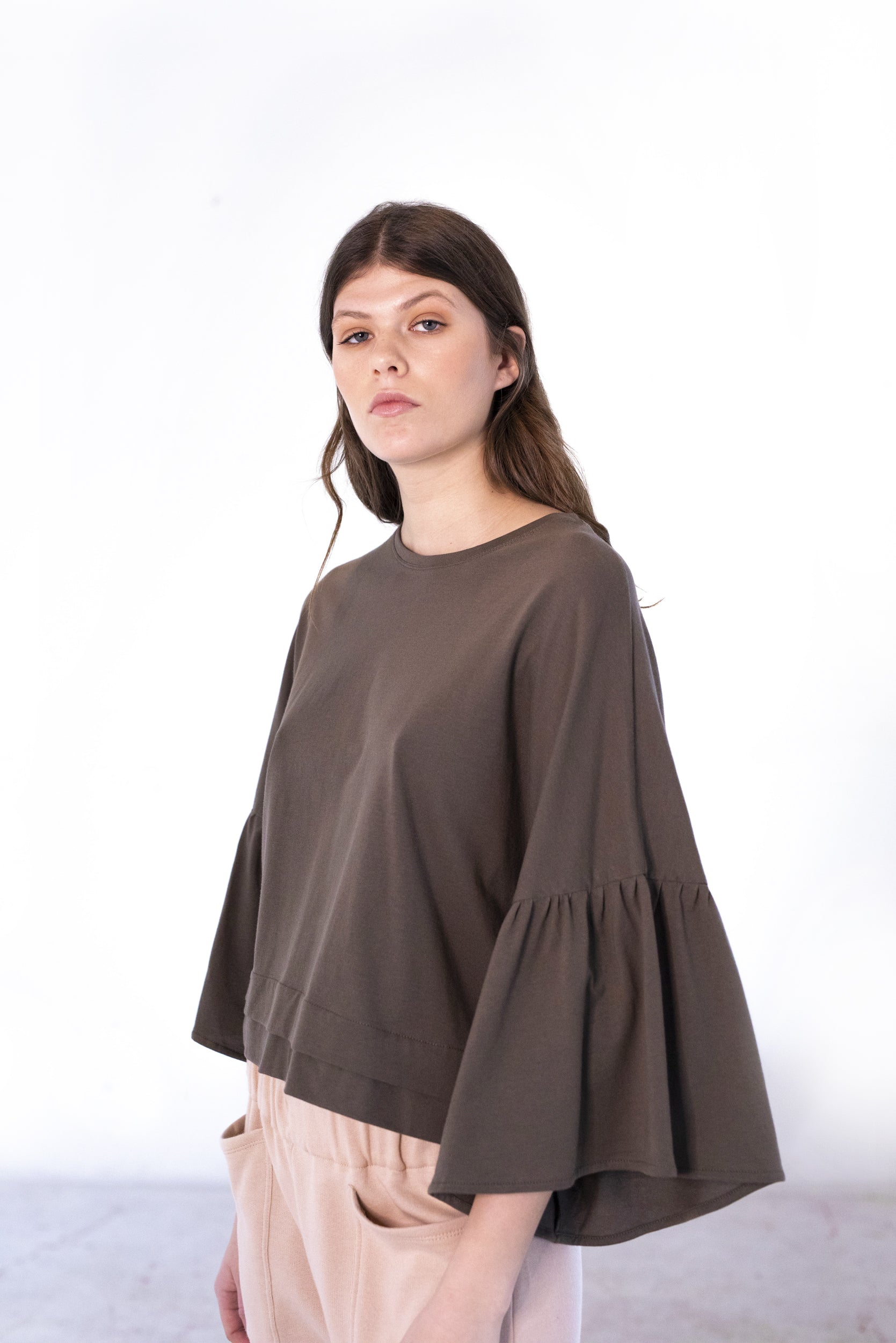 Sunday Top | Taupe