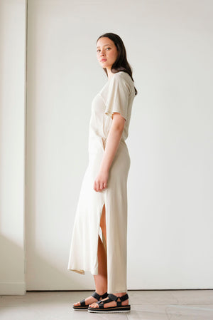 Forage Dress | Sand