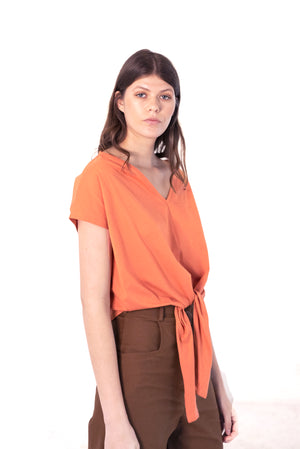 Arc Top | Terracotta