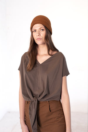 Arc Top | Taupe