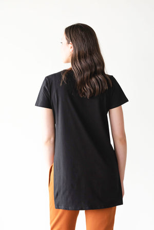 Seasons Tee | Black