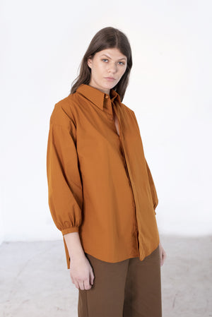 Foundry Shirt | Rust