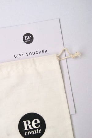 Gift Voucher | ReCreate