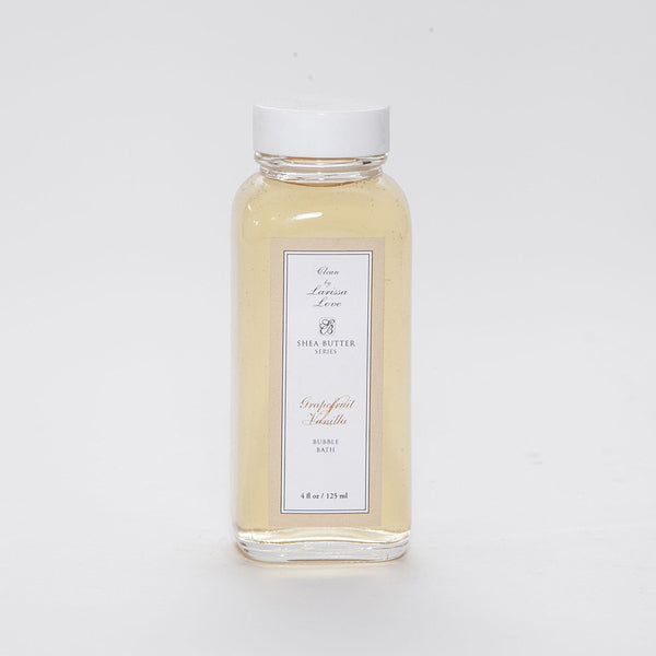 Grapefruit Vanilla Luxury Bubble Bath