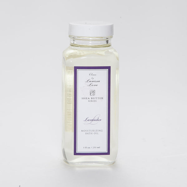 Lavender Shea Bath Oil