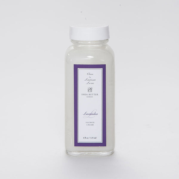 Lavender Shower Cream