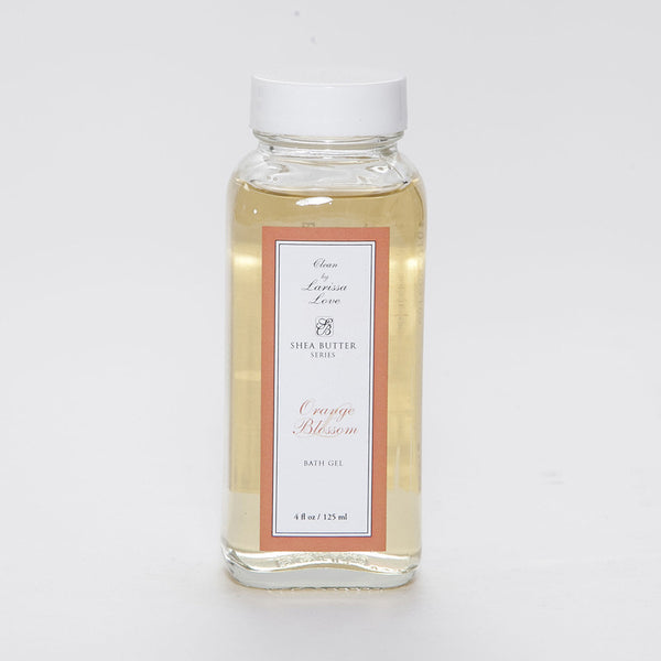 Orange Blossom Bath Gel