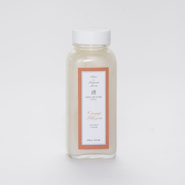 Orange Blossom Shower Cream