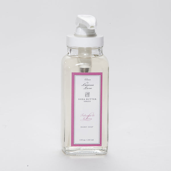Tuberose Liquid Hand Soap