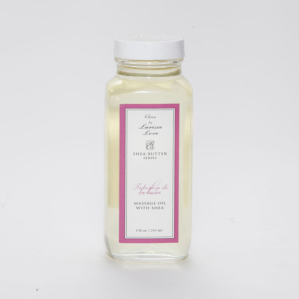 Tuberose Shea Bath Oil