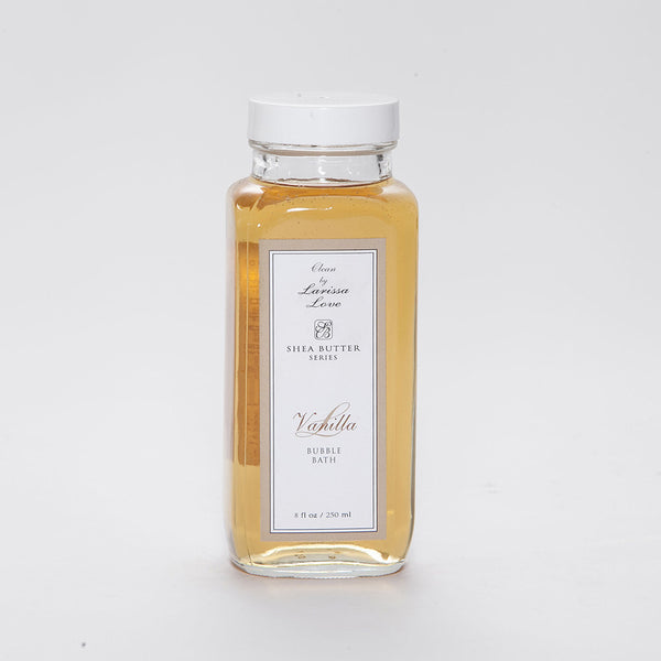 Vanilla Luxury Bubble Bath