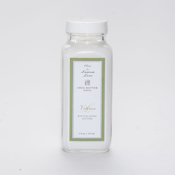 Vetiver Shea Butter Lotion