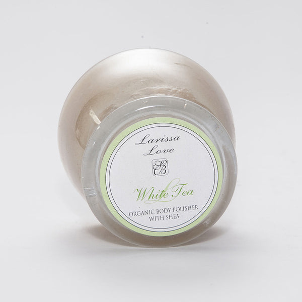 White Tea Shea and Pure Cane Sugar Scrub