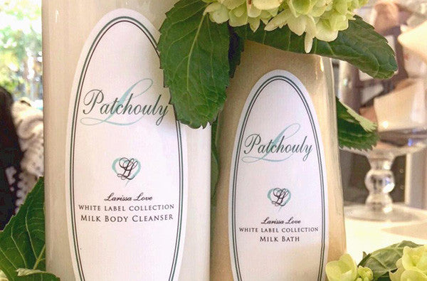 Patchoully Bath and Body