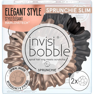 invisibobble® SPRUNCHIE SLIM True Golden