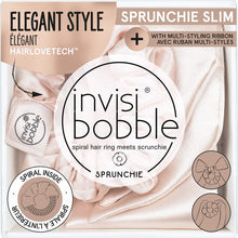 Laden Sie das Bild in den Galerie-Viewer, invisibobble® SPRUNCHIE SLIM Ballerina Bow