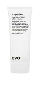 evo® shape vixen volumising lotion