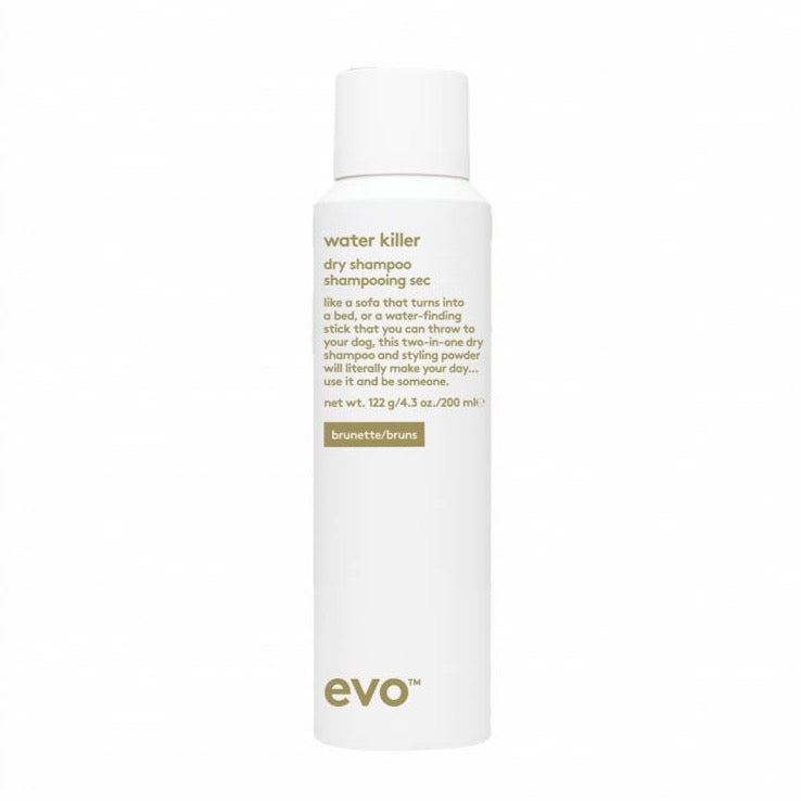 evo® water killer dry shampoo brunette