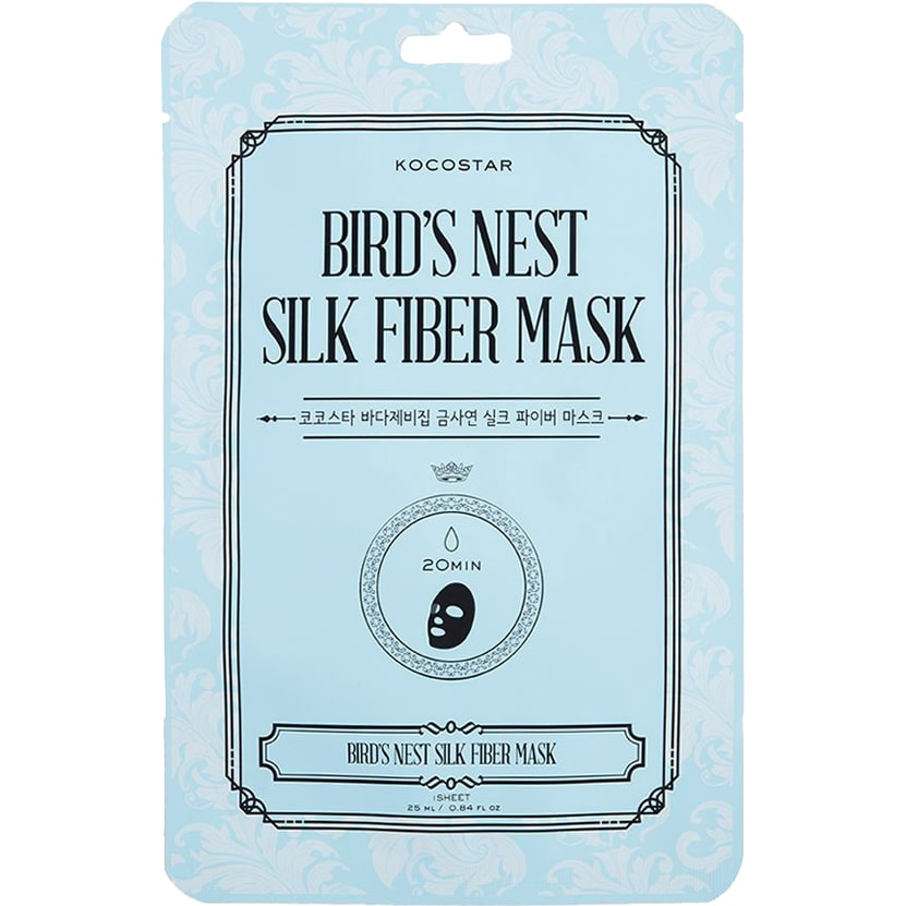 Kocostar Bird's Nest Silk Fiber Mask