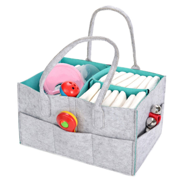 Ultimate Baby Diaper Caddy