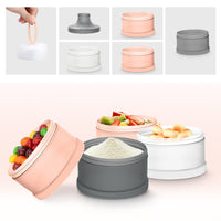 Multiuse Stacking Food container
