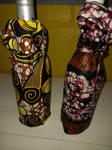 Afro Trend Bottle Bags
