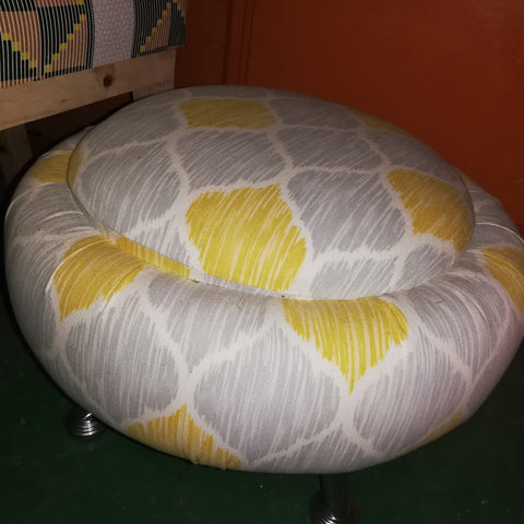 Afro Trend Foot Stools