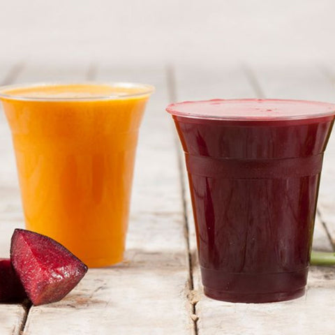 Frozen Raw Juices